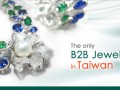Taiwan's Premier International B2B Jewellery Trade Fair